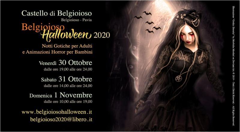 Belgioioso Halloween